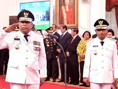 Murad Ismail dan Barnabas Orno Fokus Masalah Kemiskinan dan Pengangguran di Maluku