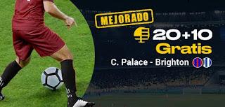 bwin promo Cristal Palace vs Brighton 16 diciembre 2019