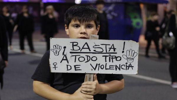 Femicidios en Argentina superaron los 2.600 en 10 años