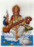 विधा की देवी सरस्वती