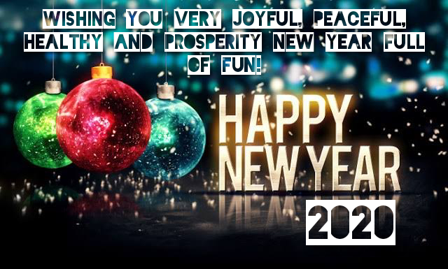 New year 2020 messages, happy new year 2020 sms