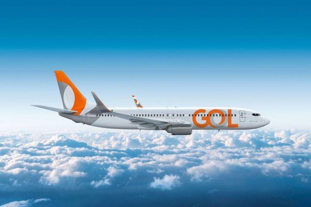 Gol anuncia 29 novos voos para os aeroportos de João Pessoa e Campina Grande