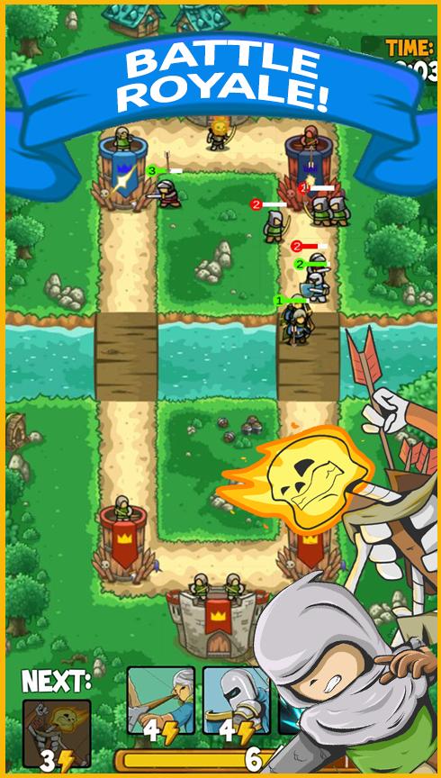 Battle Royal: Survival Island MOD APK v0.12 (Unlimited Money)