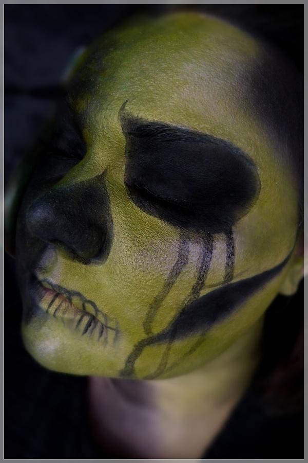 harry potter dark makeup