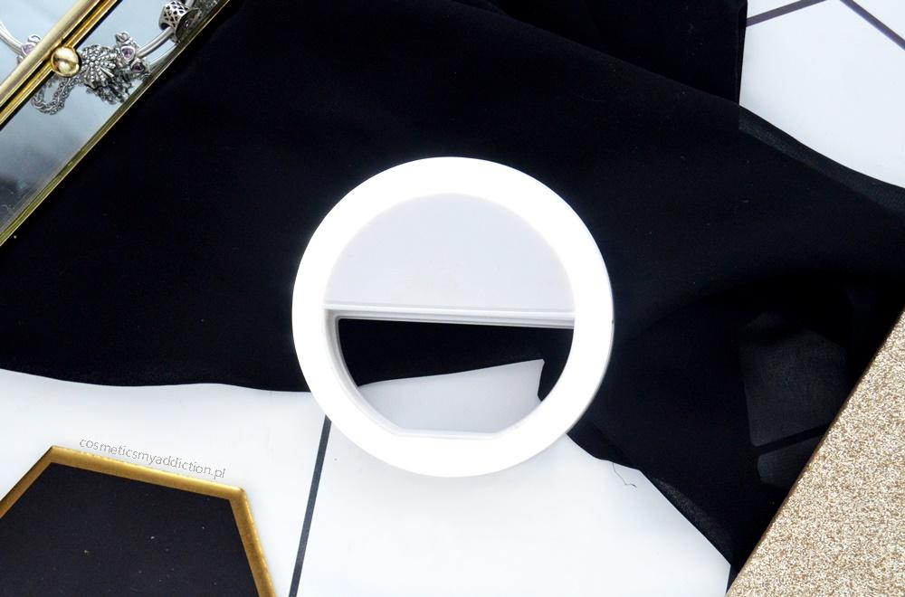 Mała lampa pierścieniowa na telefon aliexpress