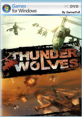 Thunder Wolves PC [Full] Español [MEGA]
