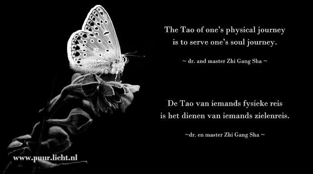 Puur Licht, Tao Healing, Hoop, Spiritualiteit, Zielenreis, Healing, Zhi Gang Sha, Tao