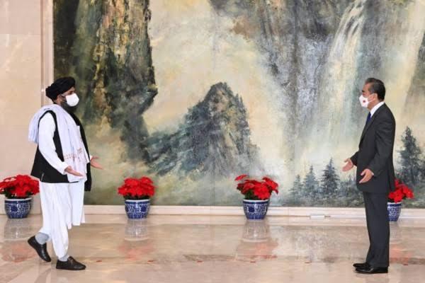 Makin Mesra, China Mulai Berani Atur Taliban, Desak Jauhi Gerakan Islam Turkistan Timur