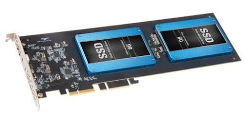 SSD PCI Express Card