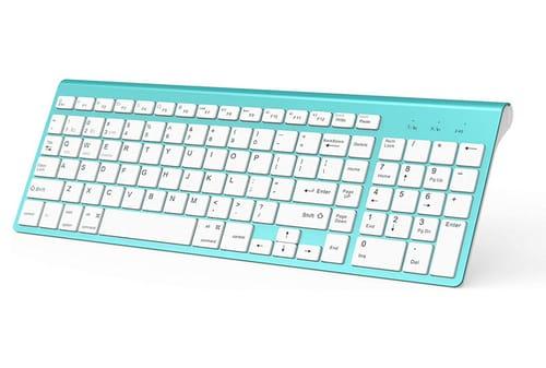JOYACCESS Multi-Device Wireless Bluetooth Keyboard