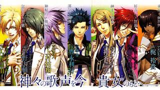 Kamigami no Asobi – Todos os Episódios