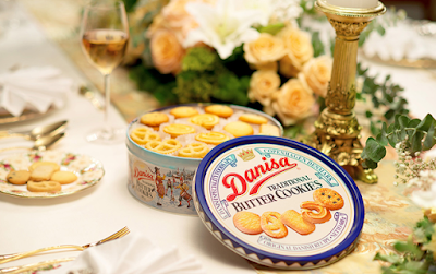 Danisa Butter Cookies