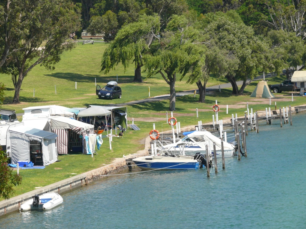 Transgroove: Two stops later: Mallacoota