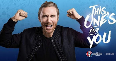 Download Lagu Euro 2016 (Prancis) David Guetta This One's For You Mp3