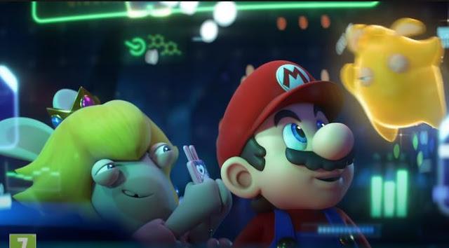 Mario + Raving Rabbids: Sparks of Hope: Ubisoft Unveils Trailer.