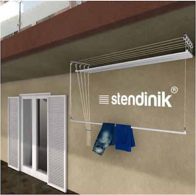 La creativit di anna stendinik stendibiancheria da - Asciugare panni in casa ...