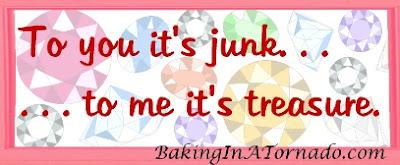 Junk Drawer | graphic designed by and property of www.BakingInATornado.com | #MyGraphics