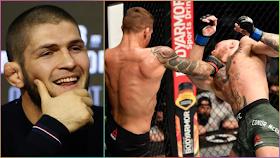 Khabib Beri Komentar Menohok atas Kekalahan KO McGregor