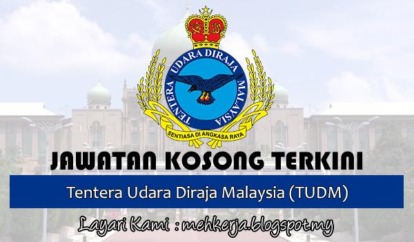 Pengambilan Perajurit Muda Udara Siri 57/17 (Lelaki) TUDM
