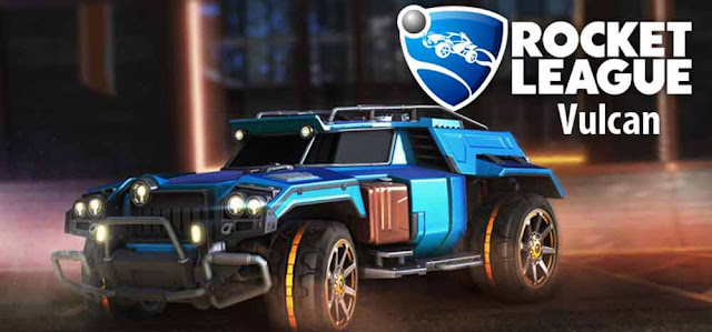 Rocket League Vulcan Free