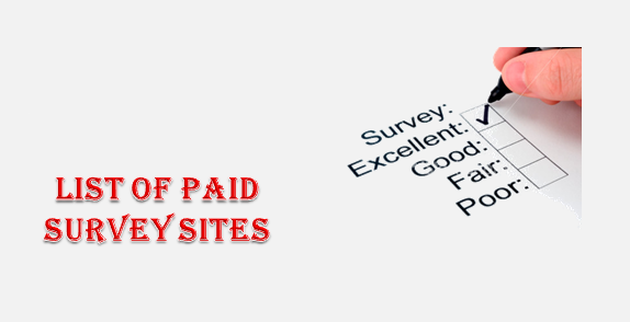 online surveys,paid survey,survey sites,without investment