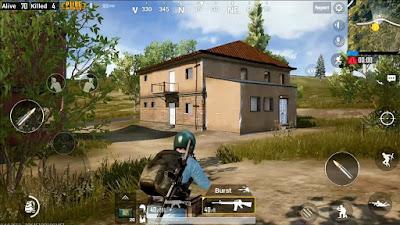 Gameplay Pubg Mobile