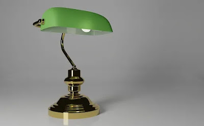lampada da scrivania-design
