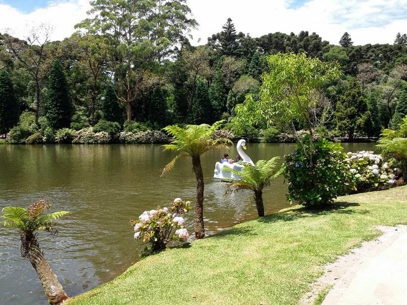 Lago Negro, Gramado, Rio Grande do Sul - City Tour com Fumacinha Turismo - Gramado (RS)