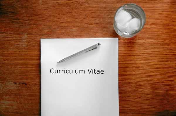 Membuat Curriculum Vitae Yang Benar