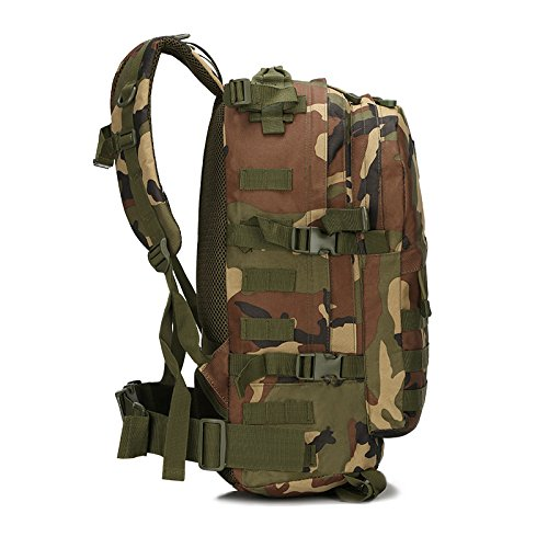 Kadell 80L Tactical Camouflage Backpack