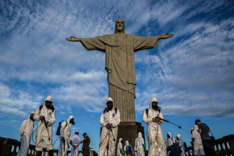 hoyennoticia.com, La crisis del Covid en Brasil es una advertencia para el mundo