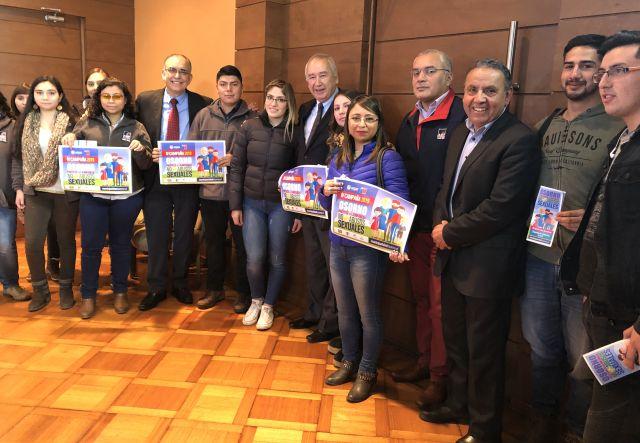 Lanzan campaña para prevenir el maltrato infantil y abuso sexual infantil