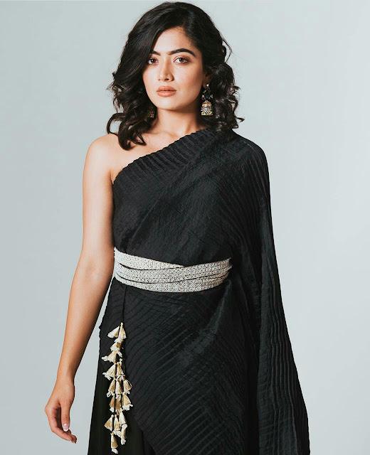 Rashmika Mandanna HD Images Chalo Movie