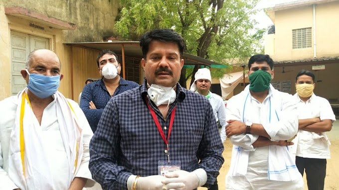 बाहर से आने वालों को किसी भी तरह परेशान नहीं होने देंगे : डॉ. शर्मा