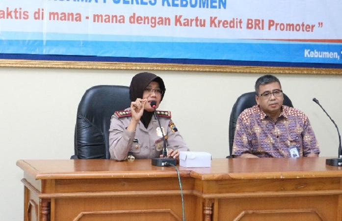 Anggota Polisi Polres Kebumen Dikenalkan Program DPLK