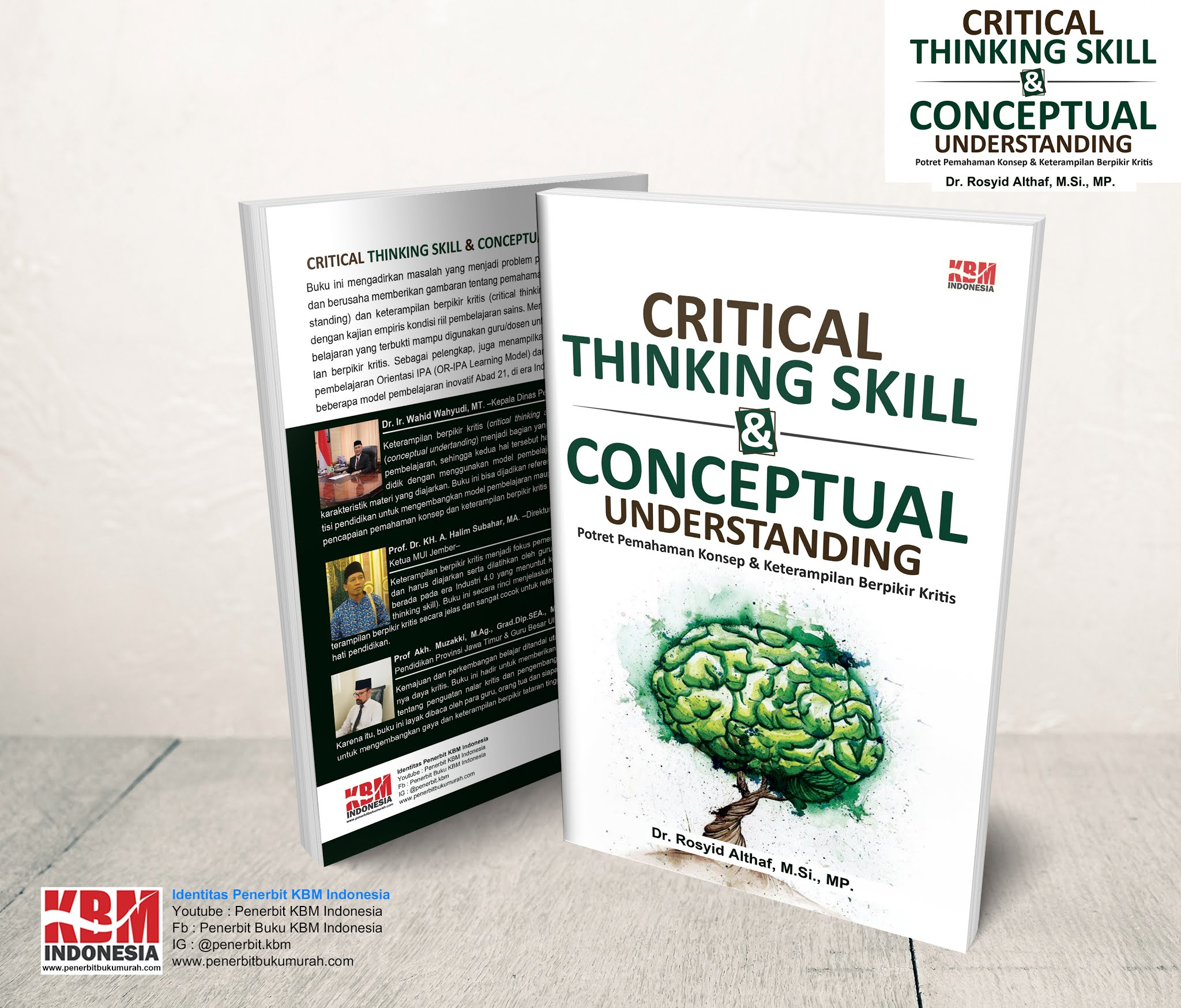 CRITICAL THINKING SKILL & CONCEPTUAL UNDERSTANDING