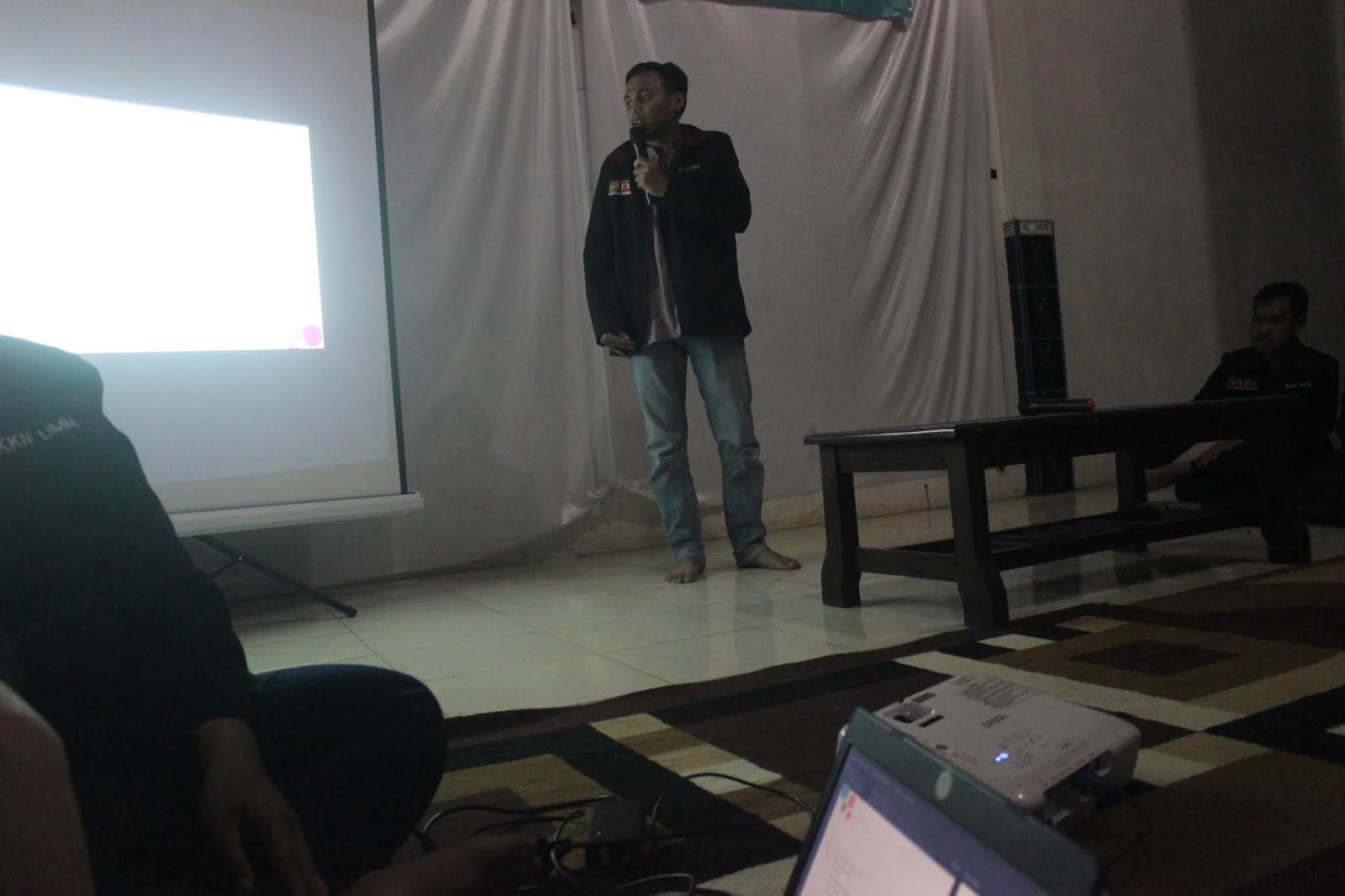 Mahasiswa Mengadakan Seminar Entrepreneurship Di Desa Jatiarjo, Begini Tanggapan Kepala Desan