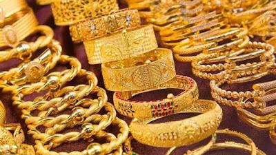 عاجل : ارتفاع أسعار الذهب بمحلات الصاغة وأسواق الذهب المصرية والعالمية اليوم الخميس  17سبتمر