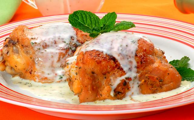 receita de frango ao creme MasterChef frango com creme de cebola frango cremoso