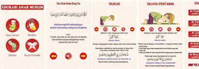 Edukasi anak Muslim Lengkap