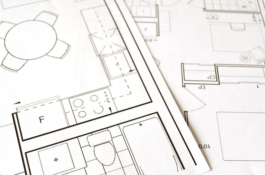 Come fare il rilievo di un appartamento - disegnare la piantina di casa con le misure