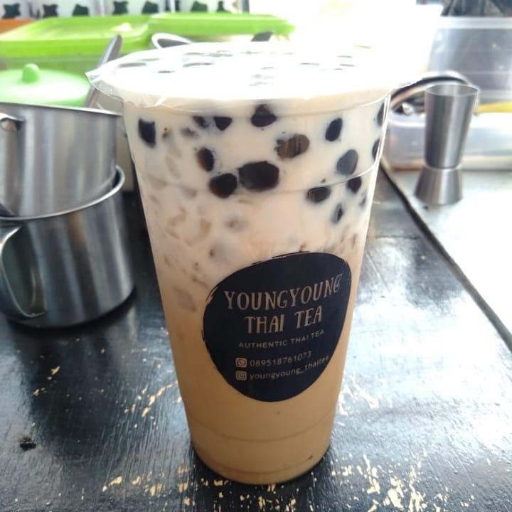 YoungYoung Thai Tea Batununggal Bandung UKM PUNYA CERITA