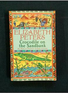 First book of Amelia Peabody series written by Elizabeth Peters