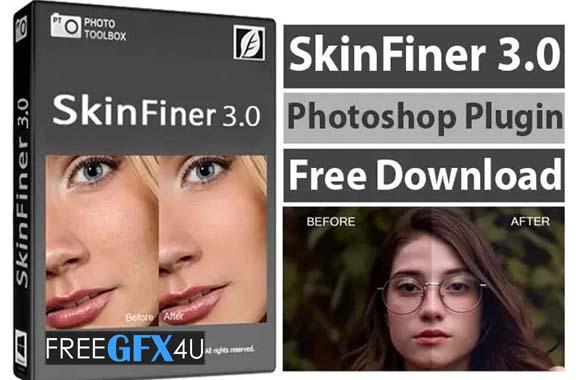 SkinFiner 3.0 Photoshop Plugin