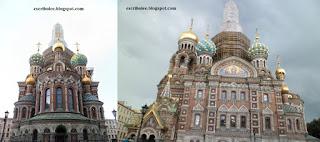Viaje a Rusia: San Petersburgo: Iglesia de San Salvador sobre la Sangre Derramada