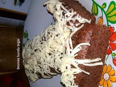 resep brownies coklat kukus anti gagal