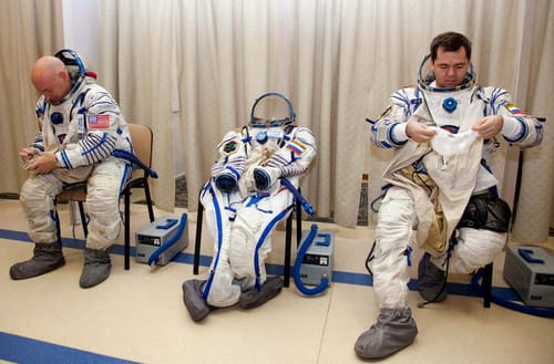 Russia plans to leave the International Space Station