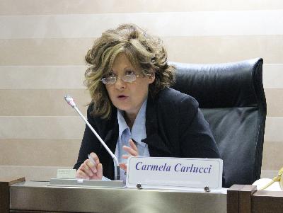 Carlucci: solidarietà al Collettivo Donne Matera