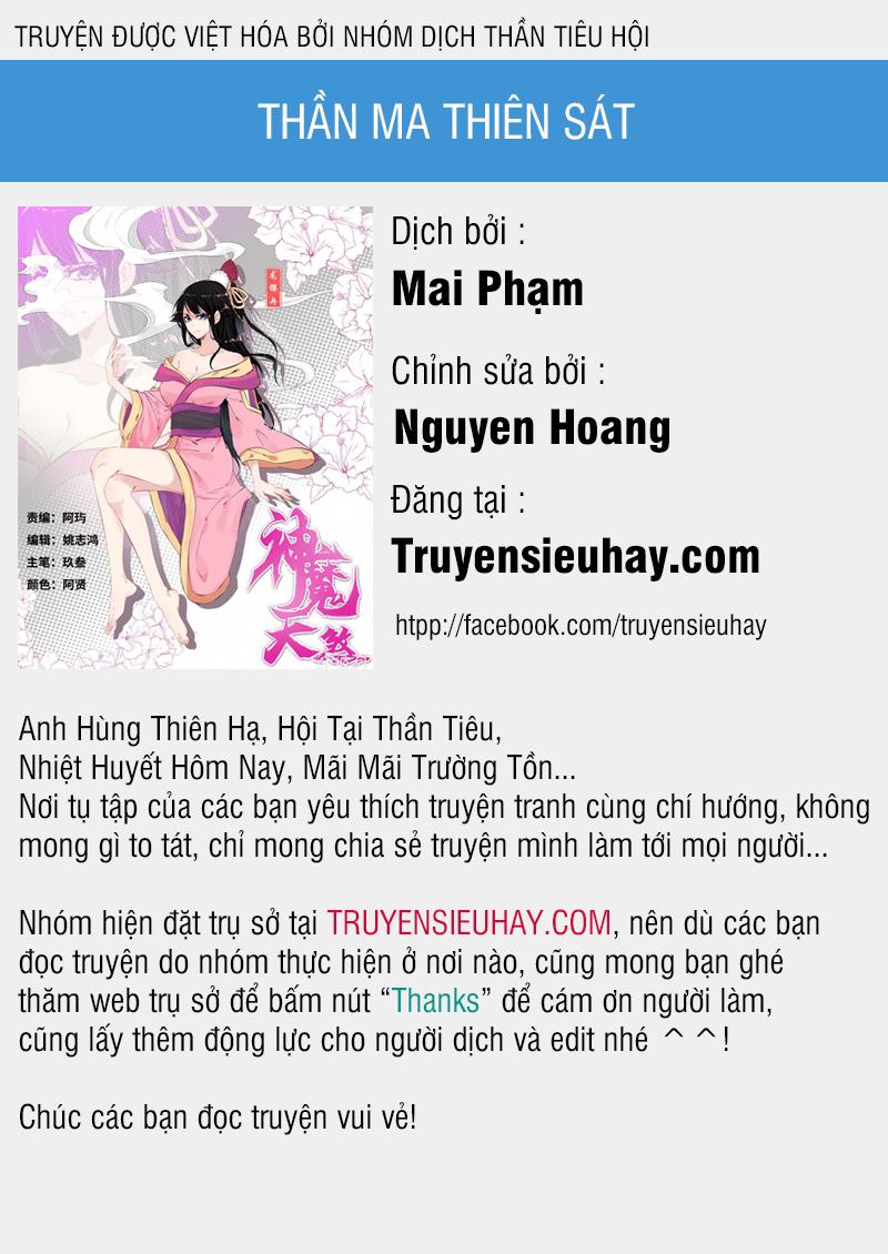 Thần Ma Thiên Sát Chapter 23 video - truyenmh.com