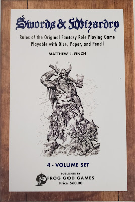 Swords & Wizardry Boxed set